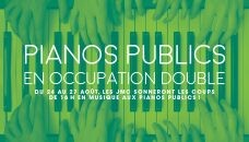Public Pianos in Double Occupancy