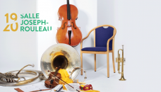 Launching of the 2019-2020 season of the Joseph Rouleau concert hall